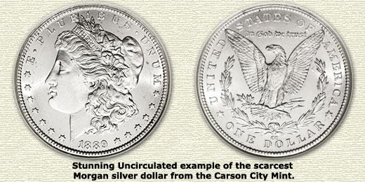 Carson City Coin Collectors Of America Carson City Mint 1889